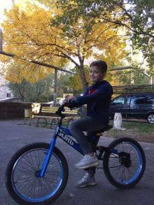 Իմ հեծանիվը